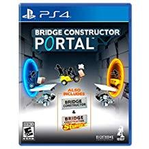 Bridge Constructor Portal    PLAYSTATION 4
