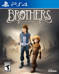 Brothers A Tale of Two Sons    PLAYSTATION 4