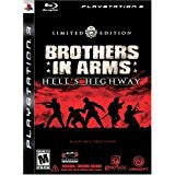 Brothers In Arms Hells Highway Limited Edition    PLAYSTATION 3