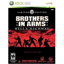 Brothers In Arms Hells Highway Limited Edition    XBOX 360