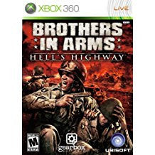 Brothers In Arms Hells Highway (BC)    XBOX 360