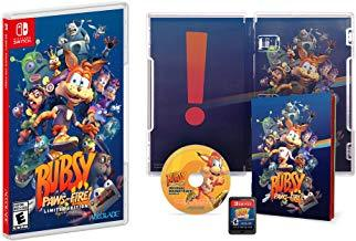 Bubsy Paws On Fire Limited Edition    NINTENDO SWITCH
