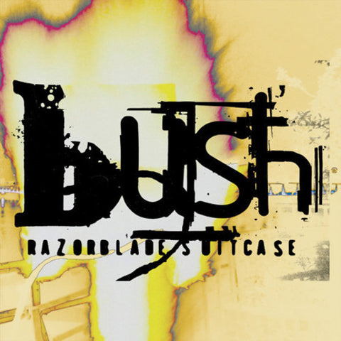 Bush - Razorblade Suitcase (20th Anniversary Ed Colored Vinyl)