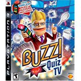 Buzz Quiz TV (software only)    PLAYSTATION 3