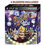 Buzz Quiz World Bundle    PLAYSTATION 3