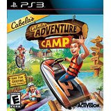 Cabelas Adventure Camp    PLAYSTATION 3