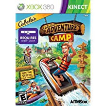 Cabelas Adventure Camp    XBOX 360