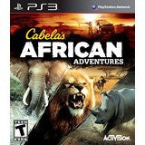 Cabelas African Adventures 2013    PLAYSTATION 3