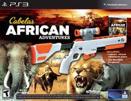 Cabelas African Adventures 2013 with gun    PLAYSTATION 3