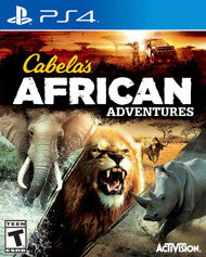 Cabelas African Adventures    PLAYSTATION 4