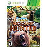 Cabelas Big Game Hunter 2012    XBOX 360