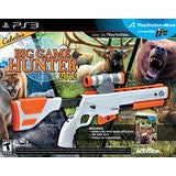 Cabelas Big Game Hunter 2012 wgun    PLAYSTATION 3