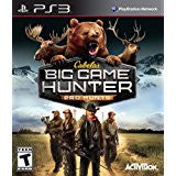 Cabelas Big Game Hunter Pro Hunts    PLAYSTATION 3