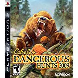 Cabelas Dangerous Hunts 2009    PLAYSTATION 3