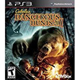 Cabelas Dangerous Hunts 2011    PLAYSTATION 3