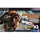 Cabelas Dangerous Hunts 2013 Bundle    PLAYSTATION 3