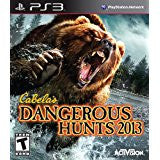 Cabelas Dangerous Hunts 2013    PLAYSTATION 3