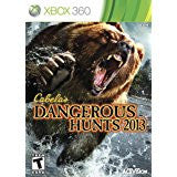 Cabelas Dangerous Hunts 2013 (BC)    XBOX 360