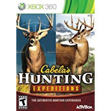 Cabelas Hunting Expedition    XBOX 360