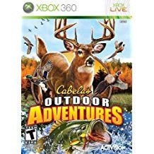 Cabelas Outdoor Adventures 2010    XBOX 360