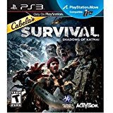 Cabelas Survival Shadows Of Katmai    PLAYSTATION 3