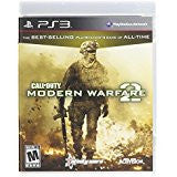 Call Of Duty Modern Warfare 2    PLAYSTATION 3