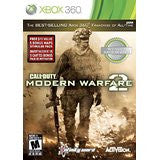 Call Of Duty Modern Warfare 2 (BC)    XBOX 360