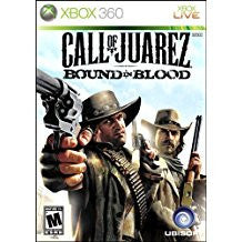 Call Of Juarez Bound In Blood (BC)    XBOX 360