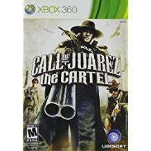 Call Of Juarez The Cartel (BC)    XBOX 360