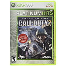 Call of Duty 2 GOTY    XBOX 360