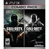 Call of Duty Black Ops 1 & 2 Combo Pack    PLAYSTATION 3