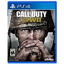 Call of Duty WWII    PLAYSTATION 4