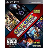 Capcom Essentials    PLAYSTATION 3