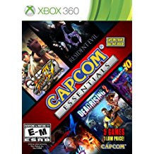Capcom Essentials    XBOX 360