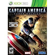 Captain America Super Soldier    XBOX 360