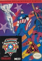 Captain America and the Avengers     NINTENDO ENTERTAINMENT SYSTEM