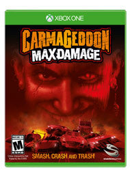 Carmageddon Max Damage    XBOX ONE