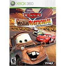 Cars Mater National (BC)    XBOX 360
