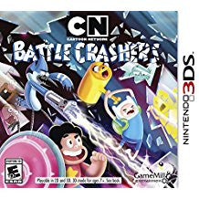 Cartoon Network Battle Crashers    NINTENDO 3DS