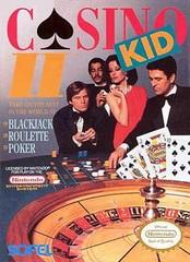 Casino Kid 2 BOXED COMPLETE    NINTENDO ENTERTAINMENT SYSTEM