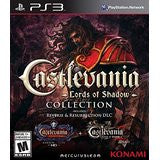 Castlevania Lords of Shadow Collection    PLAYSTATION 3