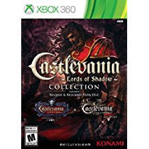 Castlevania Lords of Shadow Collection (BC)    XBOX 360