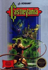 Castlevania BOXED COMPLETE    NINTENDO ENTERTAINMENT SYSTEM