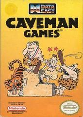 Caveman Games BOXED COMPLETE    NINTENDO ENTERTAINMENT SYSTEM