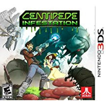 Centipede Infestation    NINTENDO 3DS