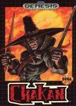 Chakan The Forever Man     SEGA GENESIS