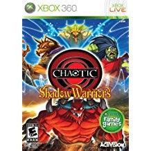 Chaotic Shadow Warriors    XBOX 360