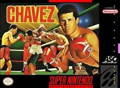 Chavez Boxing BOXED COMPLETE    SUPER NINTENDO ENTERTAINMENT SYSTEM