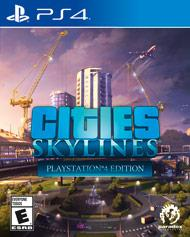 Cities Skylines    PLAYSTATION 4