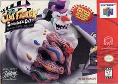 ClayFighter 63 1 3 Sculptors Cut BOXED COMPLETE    NINTENDO 64